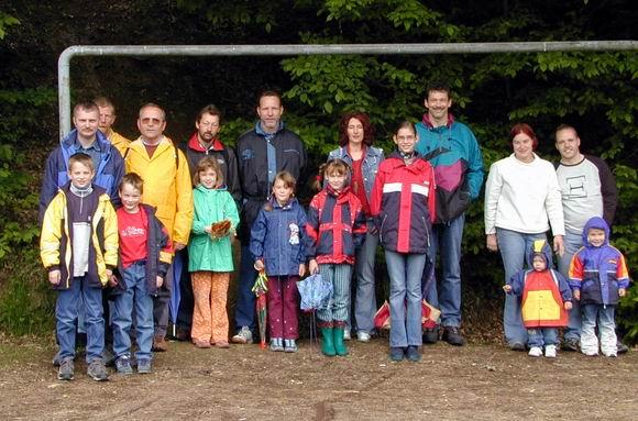 Familienwandertag nach Heimborn