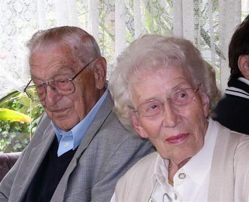 Die ältesten Teilnehmer, Eheleute Seelis