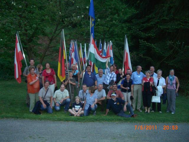 Internationales Treffen der IPA Betzdorf im Ldkr. Altenkirchen