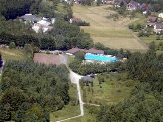 Schwimmbad in Dickendorf (beheizt)