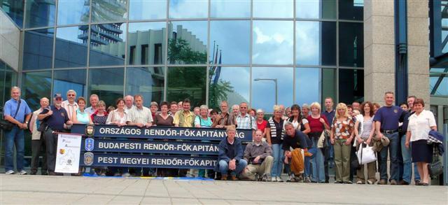 Die IPA Betzdorf-Altenkirchen zu Besuch in Budapest