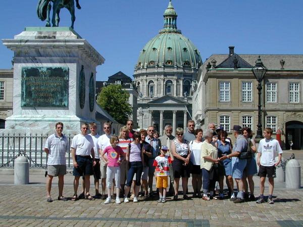 21 IPA'ler/innen besuchten Dänemark und Norwegen