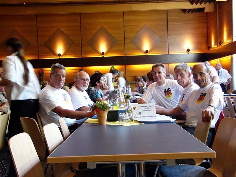 Teilnahme am 18. Landesdelegiertentag und den Feierlichkeiten zum 50. Jubiläum der Landesgruppe sowie der Vbst. Koblenz