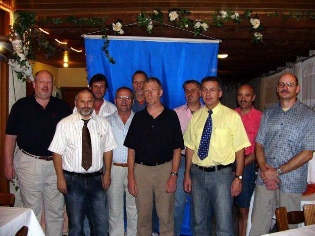 Mitgliederversammlung am 08.09.2005
