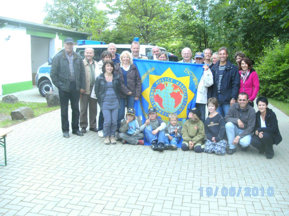 Familienwanderung 2010