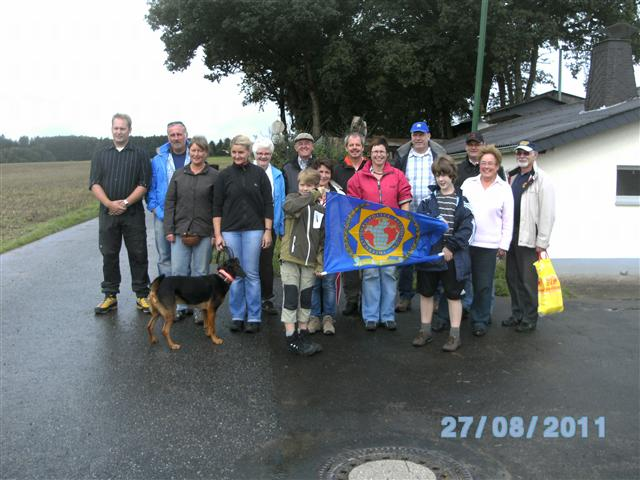 IPA Familienwandertag 2011