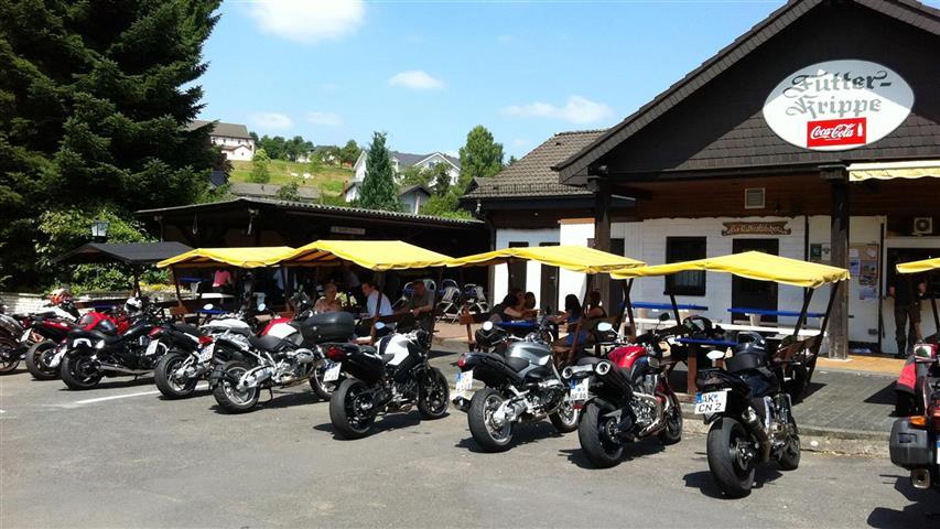 Motorradtour 2013