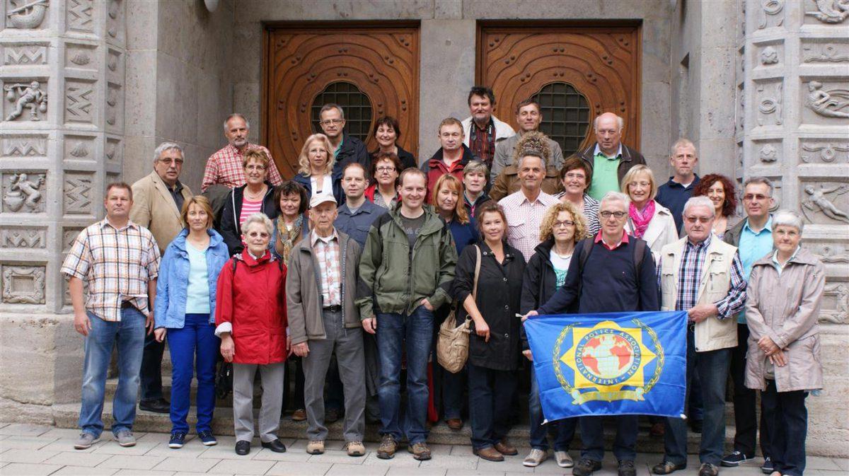 Jahresfahrt 2012 der Verbindungsstelle Betzdorf nach München