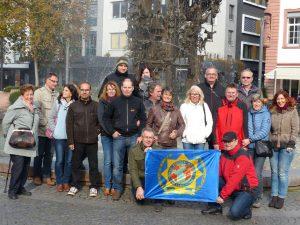 IPA Betzdorf in Mainz am Fastnachtsbrunnen