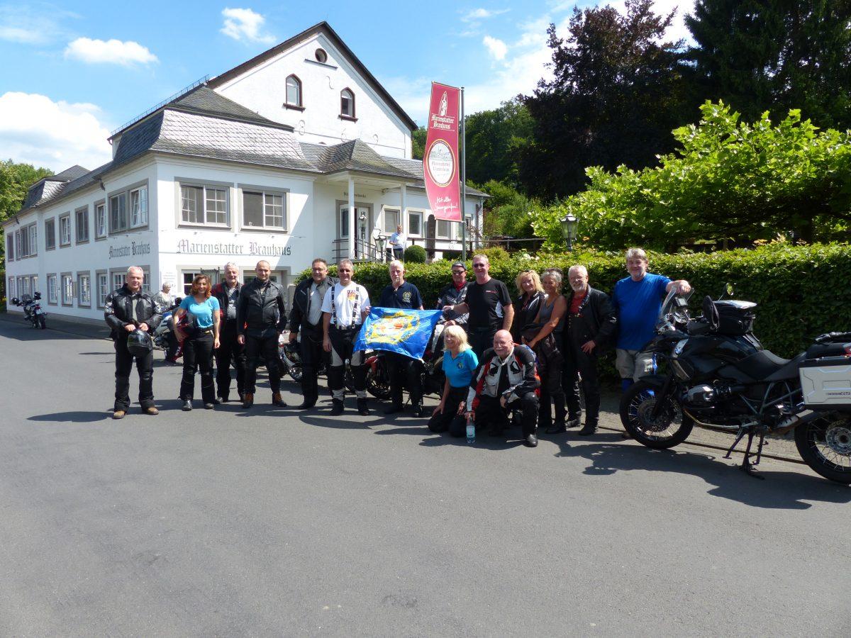 IPA Motorrad-Flüsse-Tour bis in den Westerwald