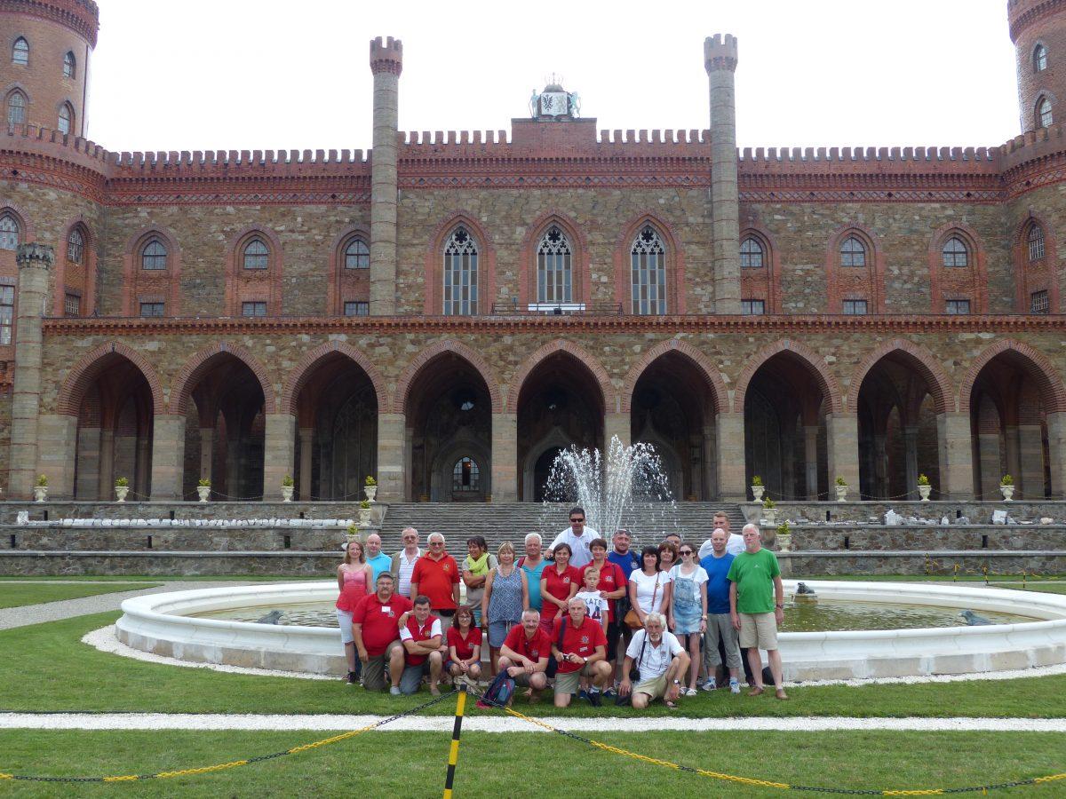 Besuch der IPA Freunde in Krapkowice in Polen