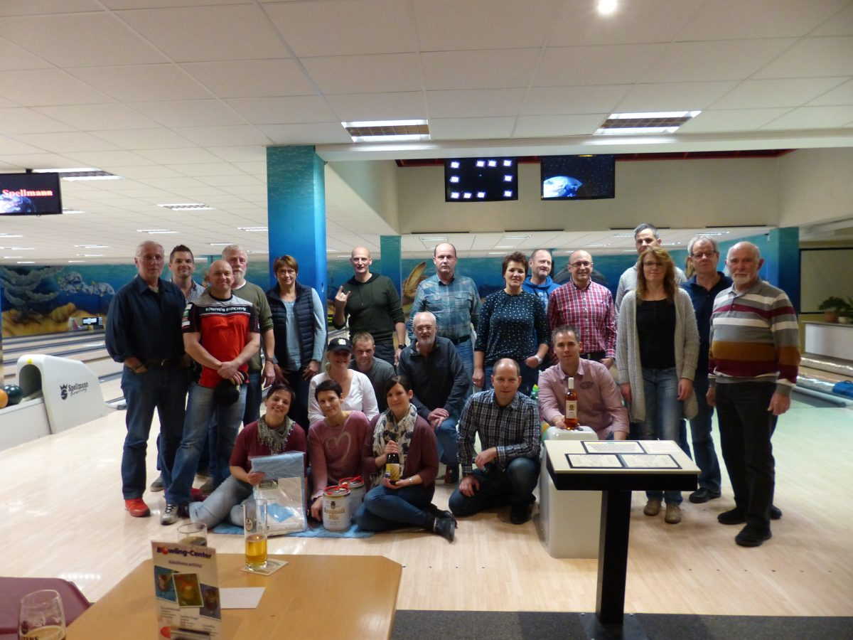 IPA Bowlingabend 2017