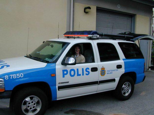 Besuch in Dänemark und Schweden
