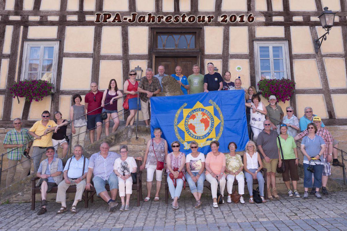 IPA Jahresfahrt ins Frankenland