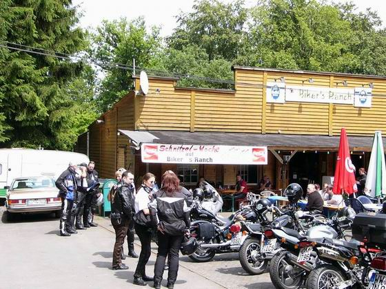 Motorradtour 2004