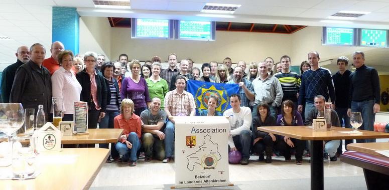 Bowling 2009 mit überwältigender Teilnehmerschaft