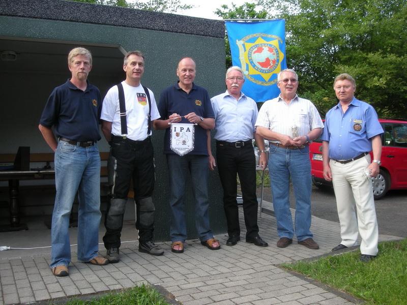 Herzlichen Glückwunsch zu 50 Jahre IPA Siegerland
