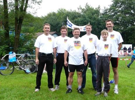 """IPA Betzdorf-Altenkirchen unterstützt die Teilnehmer des """"Mörsbach-Triathlon""""  2007"""