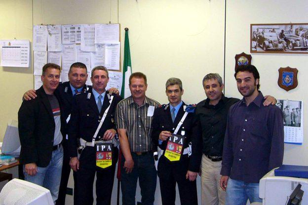 IPA Betzdorf-Altenkirchen knüpfte neuen Kontakt nach Italien/Mailand