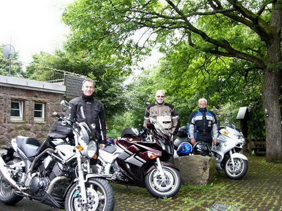 Motorradtour 2008