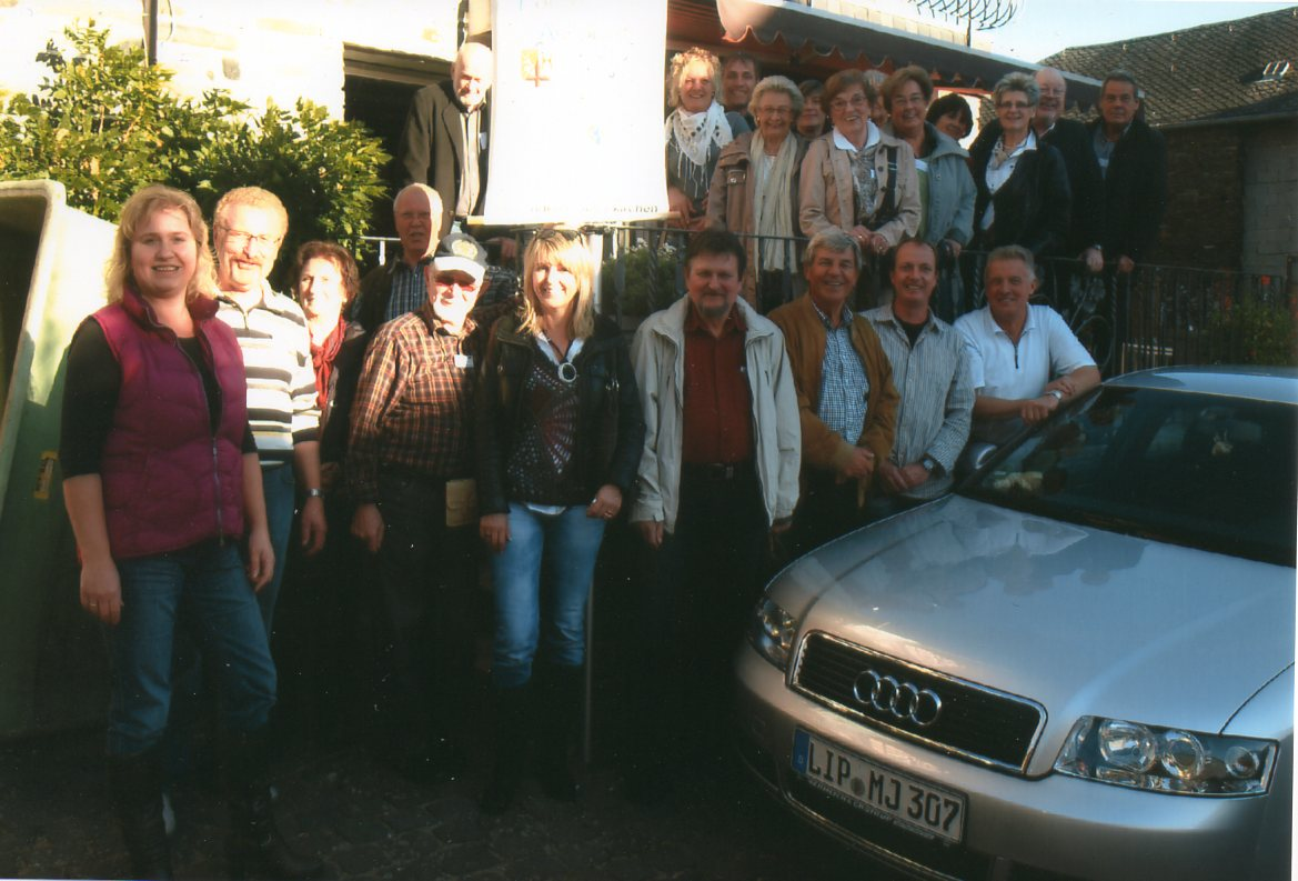 Weintour an die Mosel 2011