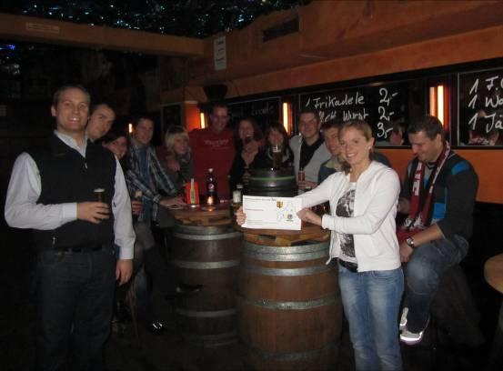 Ausflug der IPA U36 nach Köln
