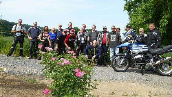 Motorradtour 2015