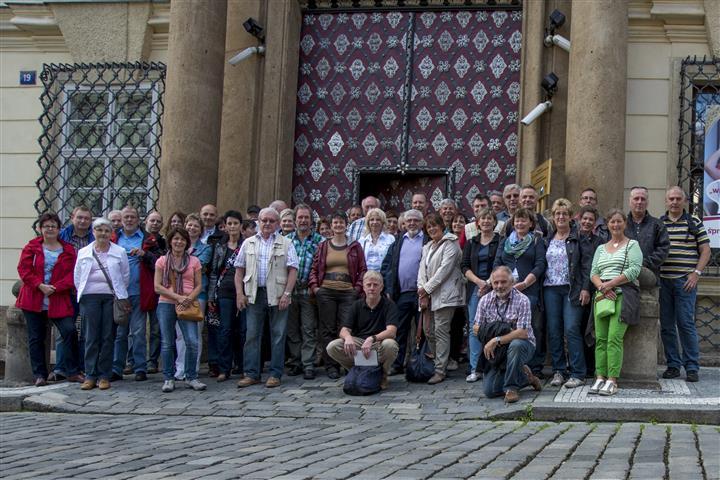 IPA Jahresfahrt 2013 nach Prag