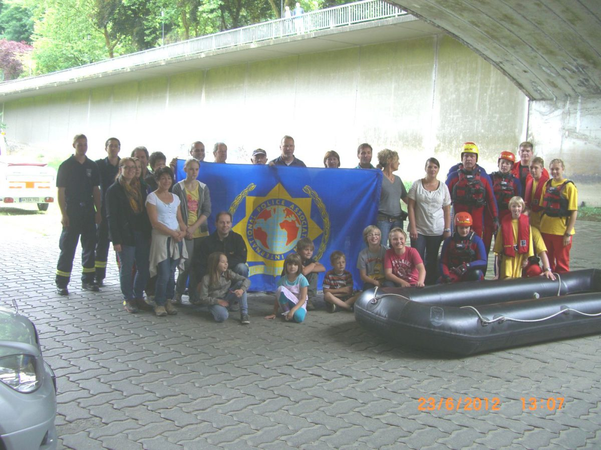 Familienwandertag 2012