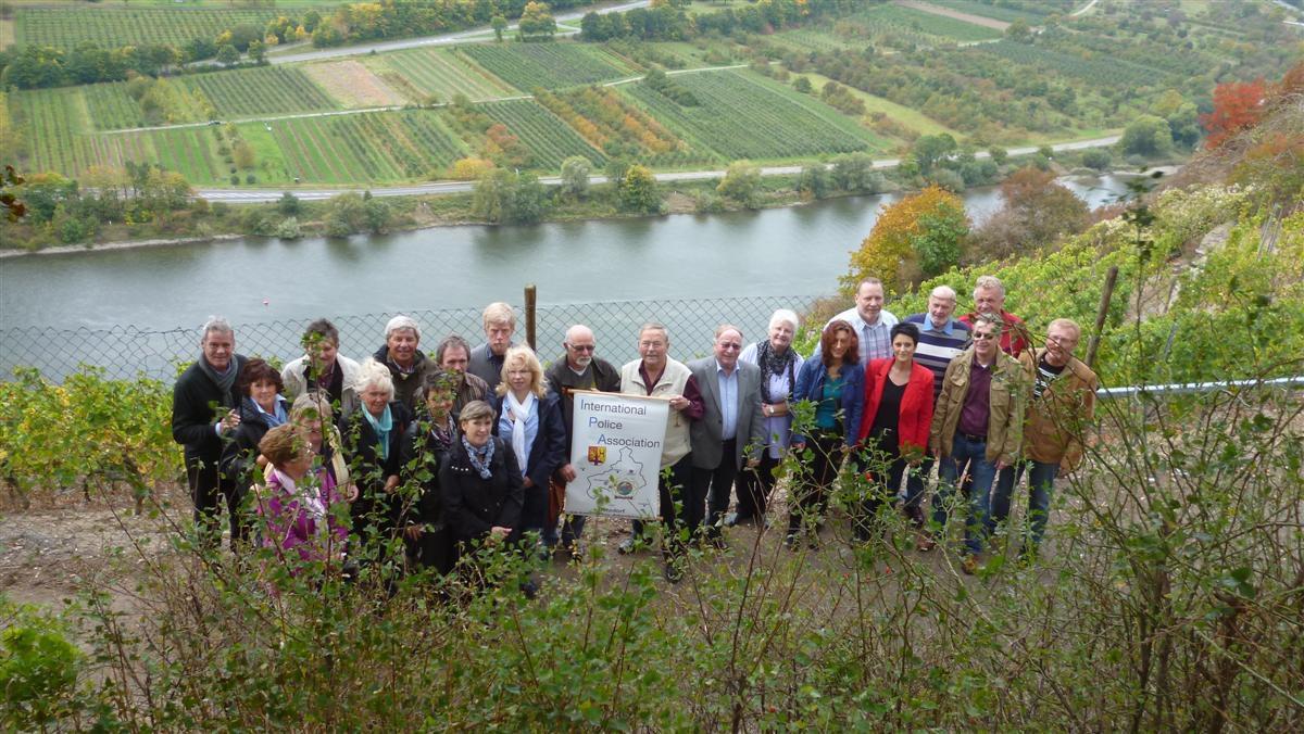 Weintour 2012 nach Bingen am Rhein