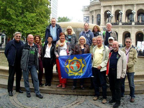 Weintour 2014 nach Frankfurt