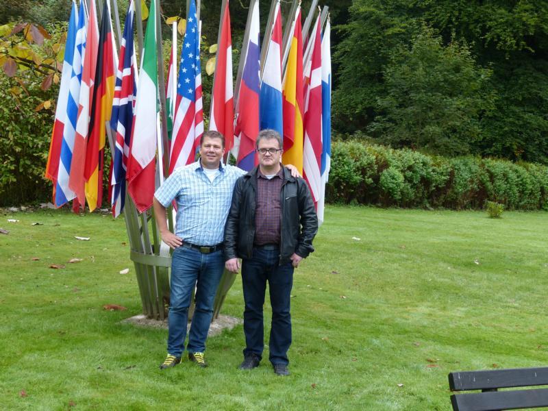 IPA Austauschprogramm mit polnischem Kollegen