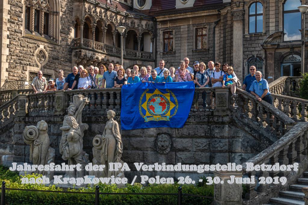 IPA Jahresfahrt nach Polen