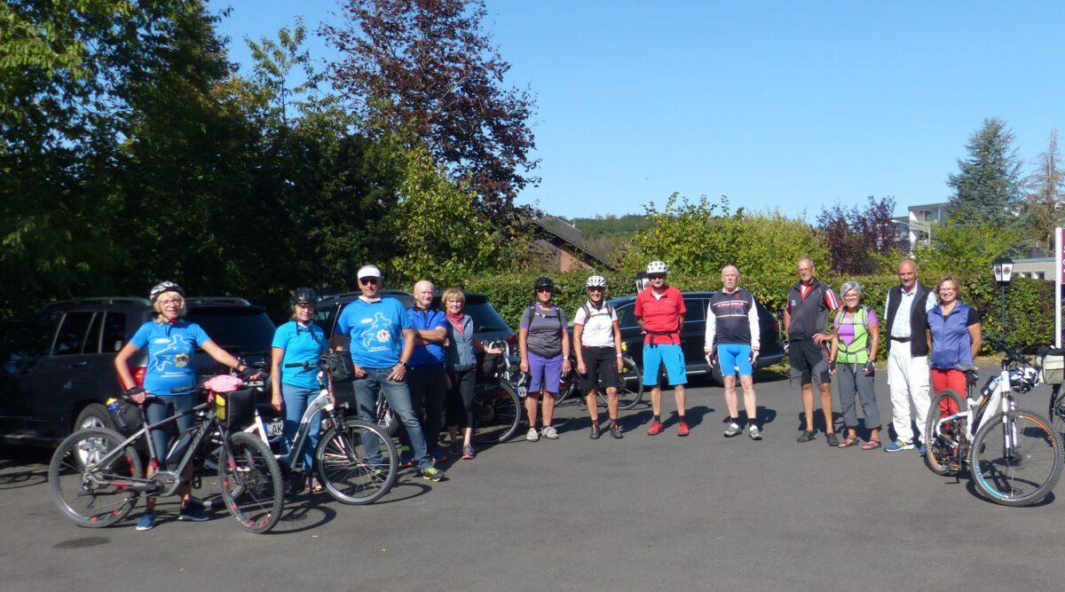 IPA Fahrradtour und  Seniorentreff 2020